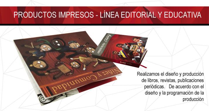 Línea Editorial Y Educativa