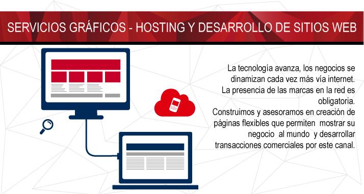 Hosting Y Desarrollo de Sitios Web